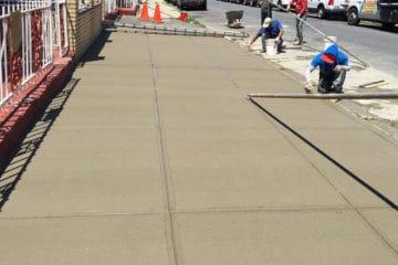 Sidewalk Repair Brooklyn new